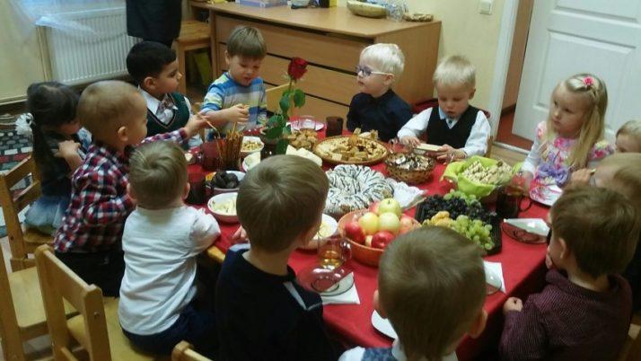 """Skolas dzimšanas diena """"Mārītes"""" grupiņā"""