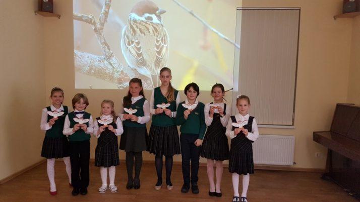 Skatuves runas konkursa 1. skolas kārta