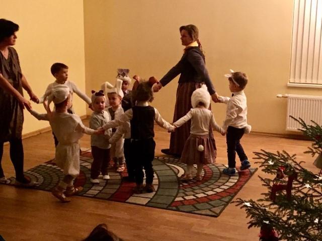 Ziemassvētku pasākums Mārītēm