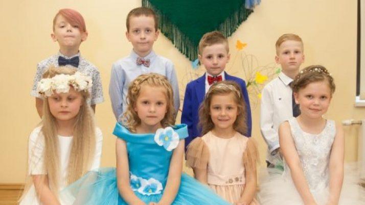 XXII pirmsskolas izglītības izlaidums