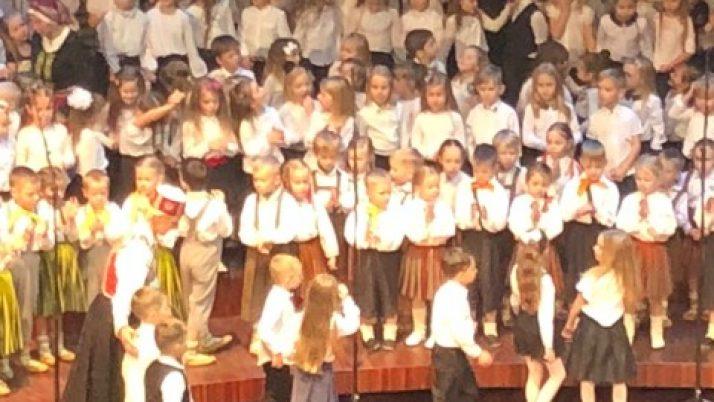 "Koncerts ""Es esmu Latvija"""