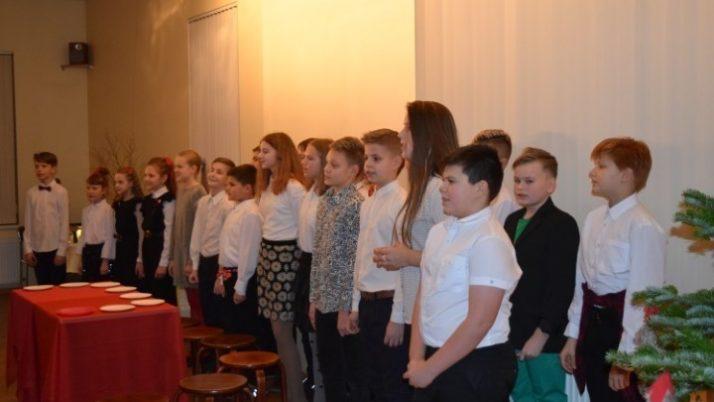 4. – 6. klases Ziemassvētku koncerts