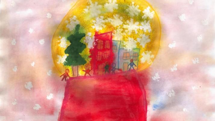Ziemassvētki 1.- 3. klašu skolēniem