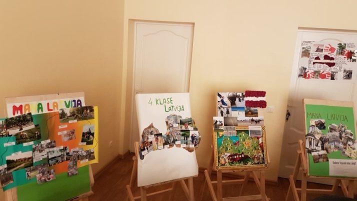 Latvijas Republikas proklamēšanas dienas pasākums sākumskolā