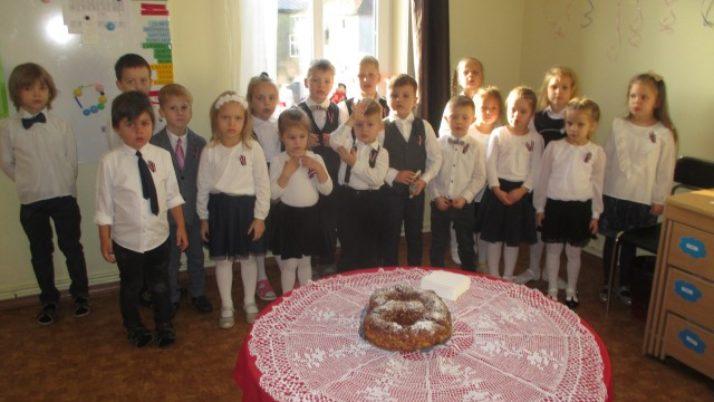 Latvijas dzimšanas diena pirmsskolā